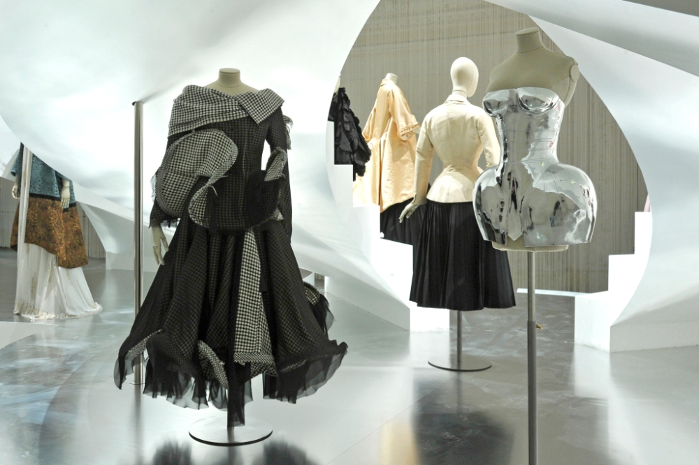 Yohji Yamamoto and Dolce and Gabbana